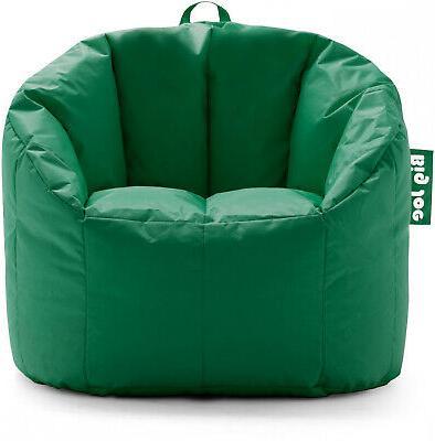 XL Joe Milano Bean Chair Multiple Colors Kids