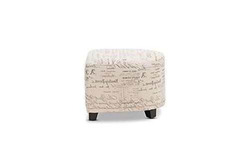 Baxton Benson French Chair Set