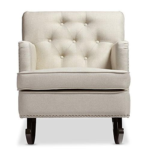 & Contemporary Upholstered Beige
