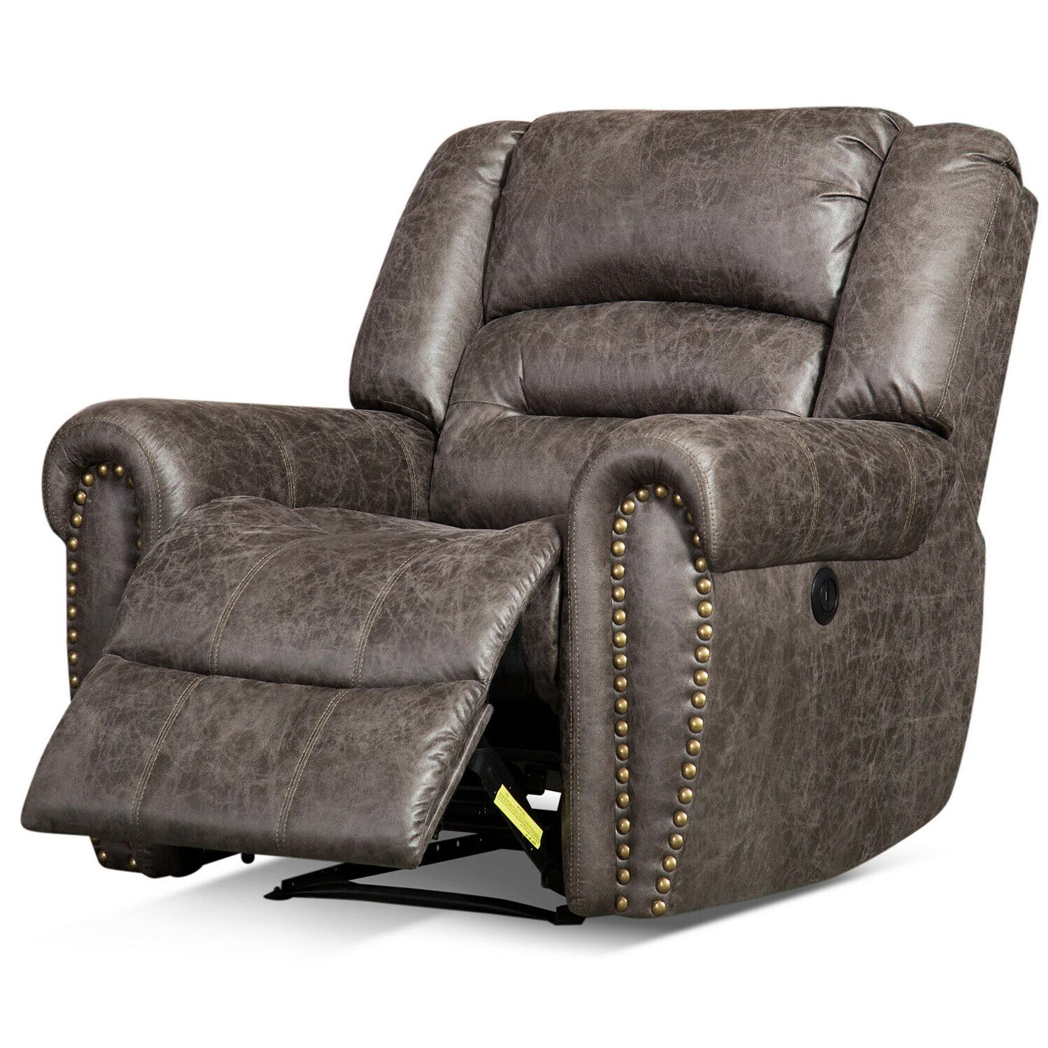 Bonded Recliner Thick