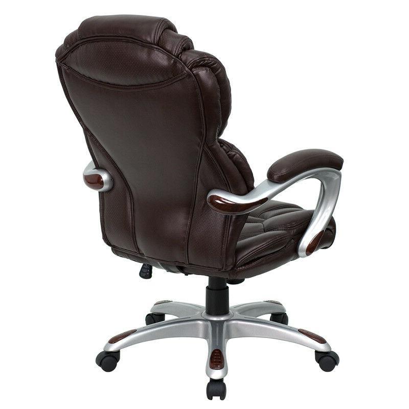 Brown Executive Computer Chair