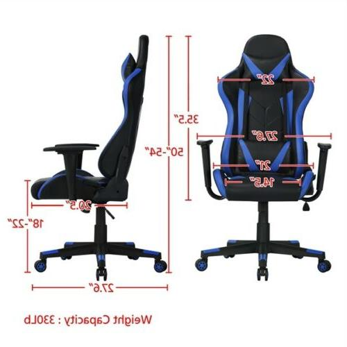 Computer Gaming High-back Chair Executive Chair