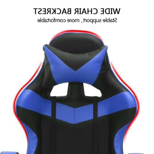 Computer Leather Desk Seat Swivel