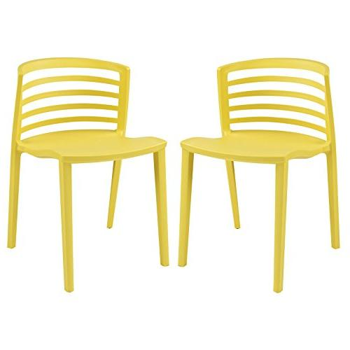curvy dining chairs
