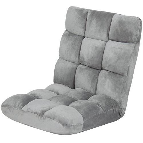 cushioned floor gaming sofa chair
