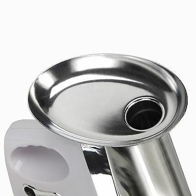 1200W Electric Food Grinder Stuffer Stainless