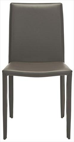 Eloise Dining Chair in Gray - Set of 2