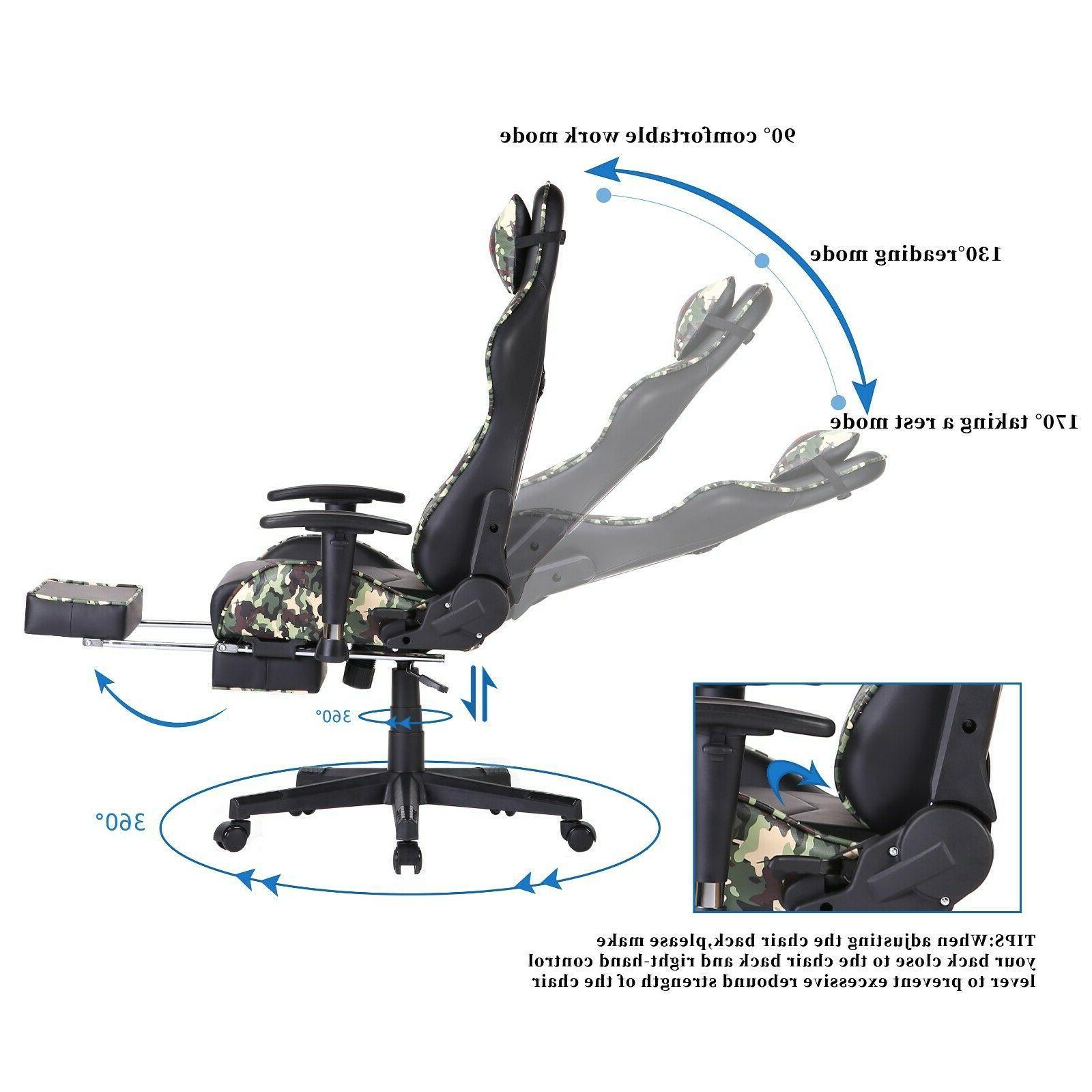 Ergonomic with Lumbar Support