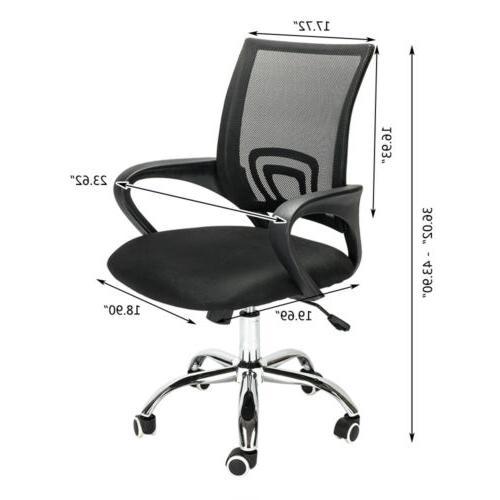 Ergonomic Office Chair Desk Swivel