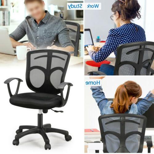 Ergonomic Midback Chair Executive Desk