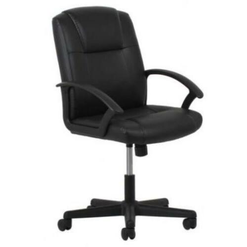 essentials by ergonomic leather executive office chair