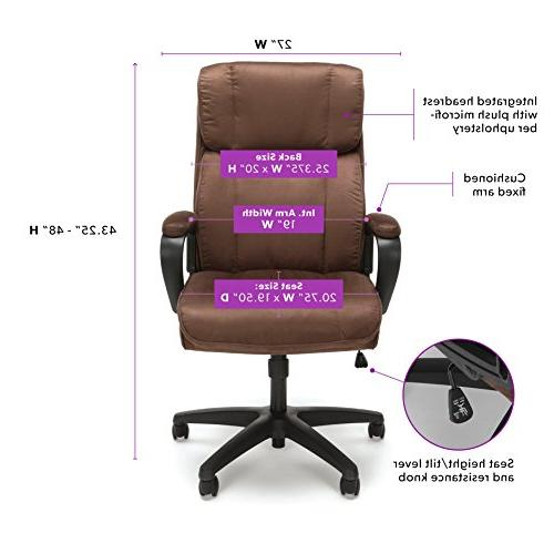 Essentials Executive - High Back Office Chair