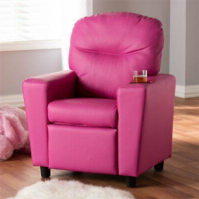 Baxton Studio Recliner Chair