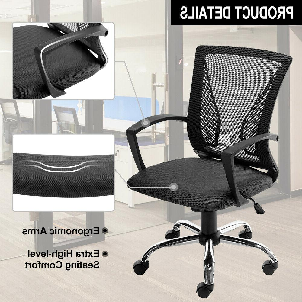 Executive Chair Adjustable Swivel Chair