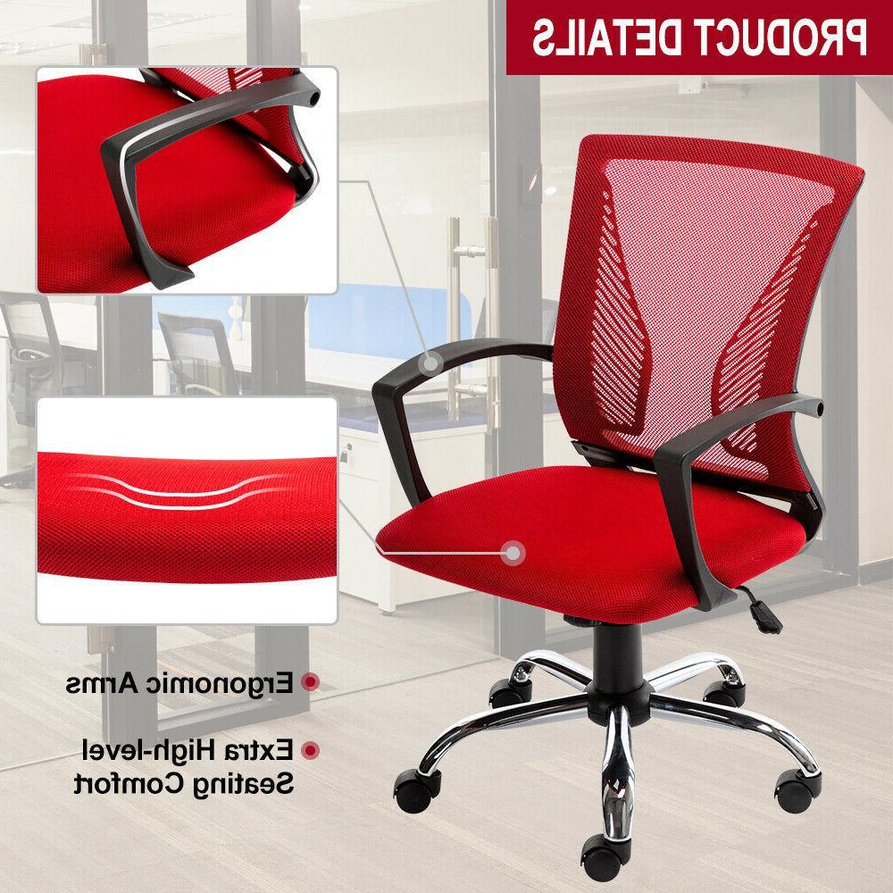 Executive Home Chair Desk Swivel Mesh