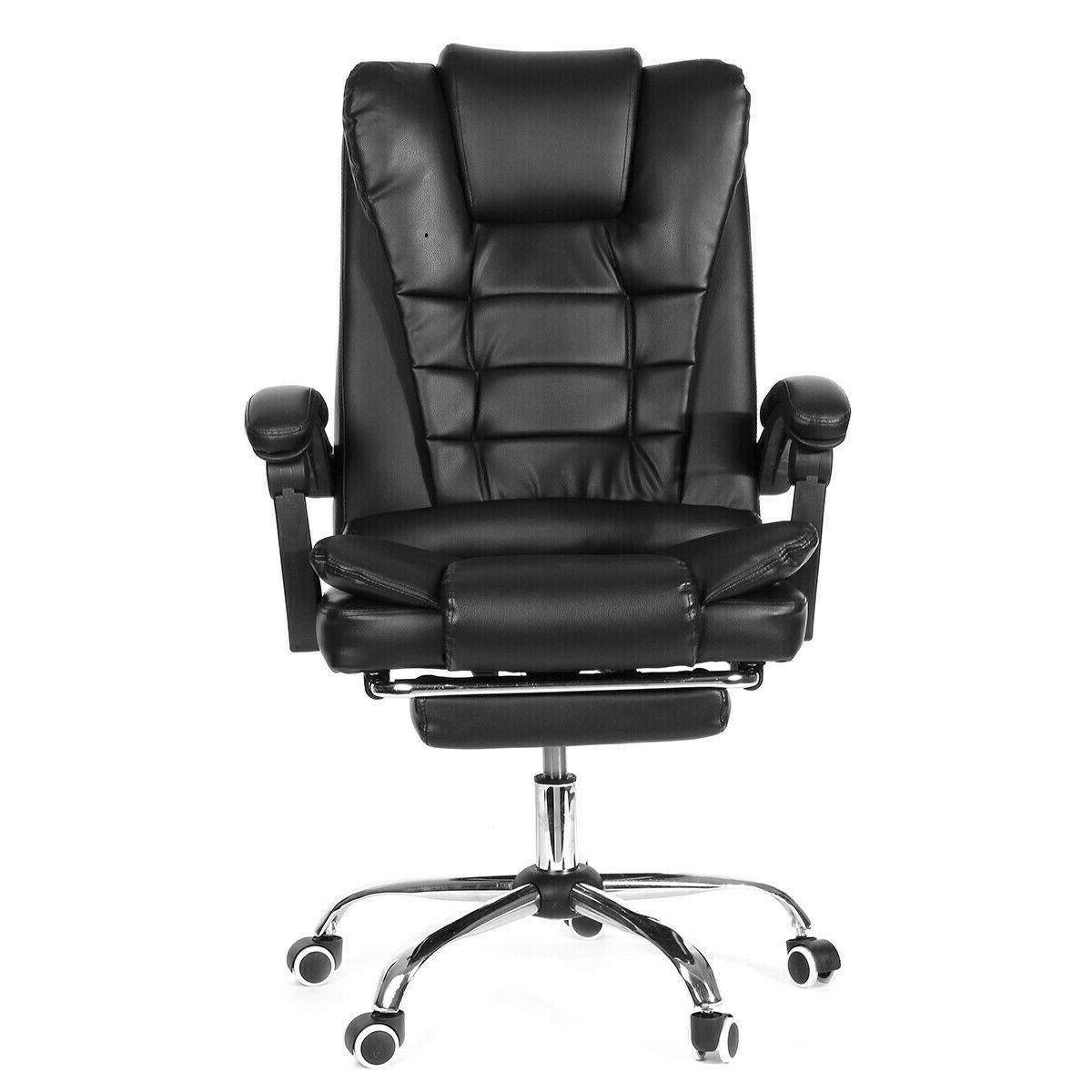 executive office chair racing gaming leather high