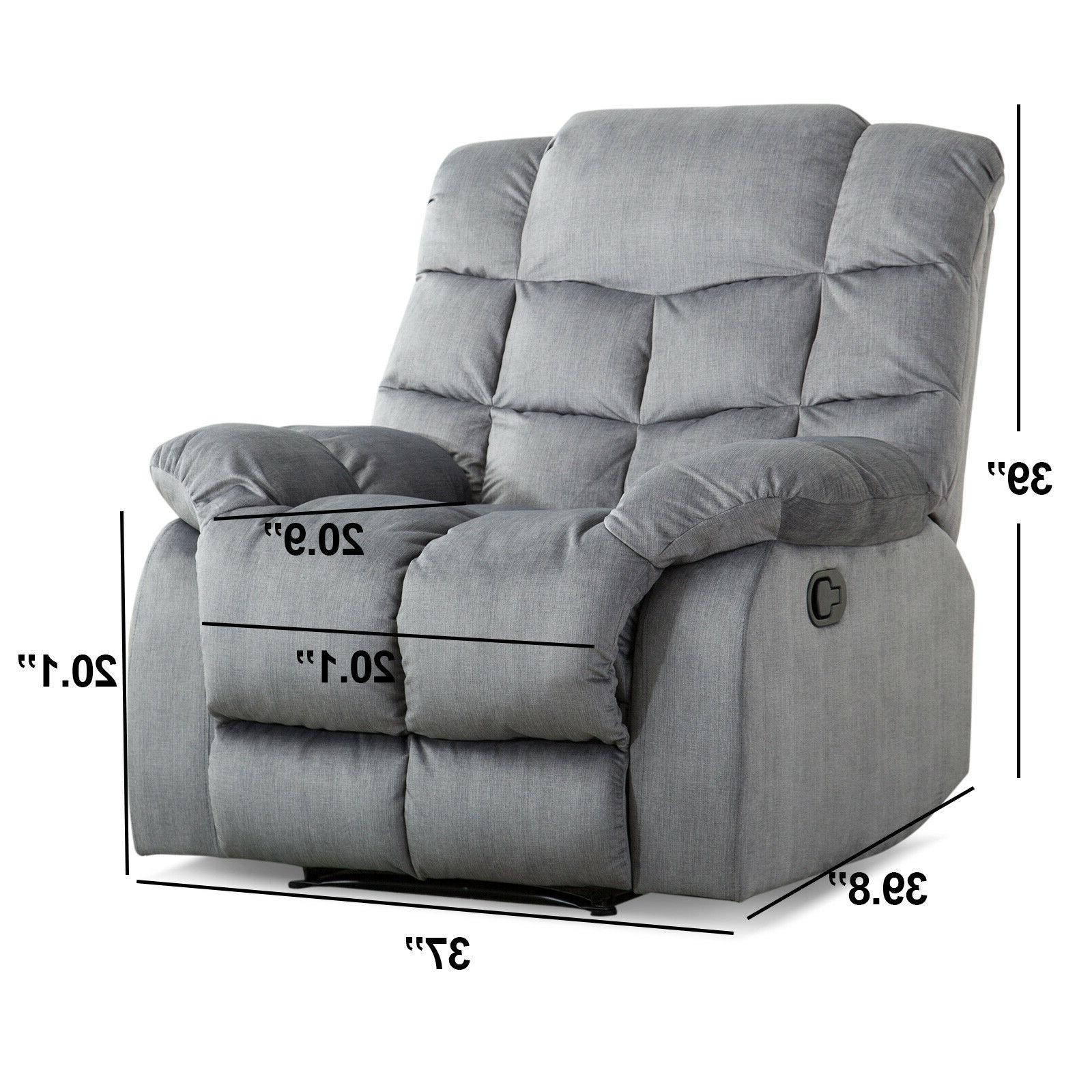 Fabric Chair Manual Thickened