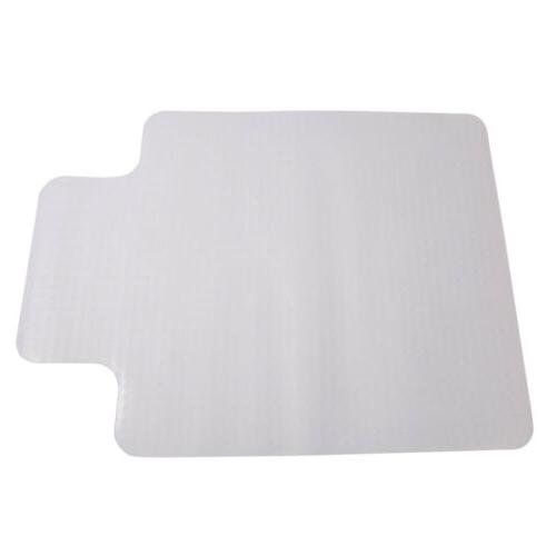 Desk Chair Floor Mat Carpet Protector Rug PVC Hard Plastic H