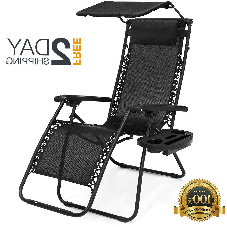 Zero Gravity Chair /Canopy Shade