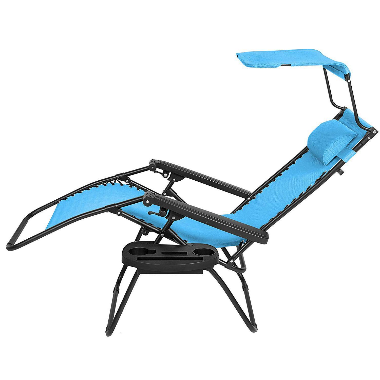 Best Folding Zero Gravity Chair Shade