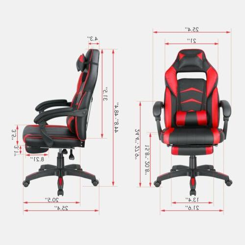 Gaming Office Height Style