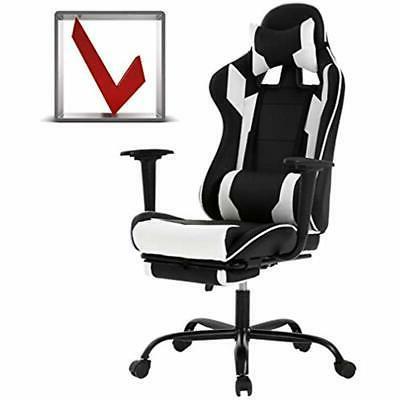gaming chair ergonomic swivel high back racing