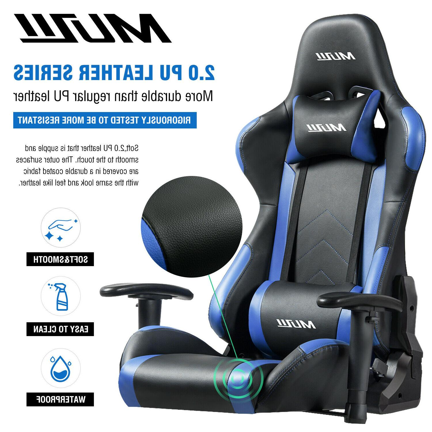 Gaming Office Style 180° Computer Seat
