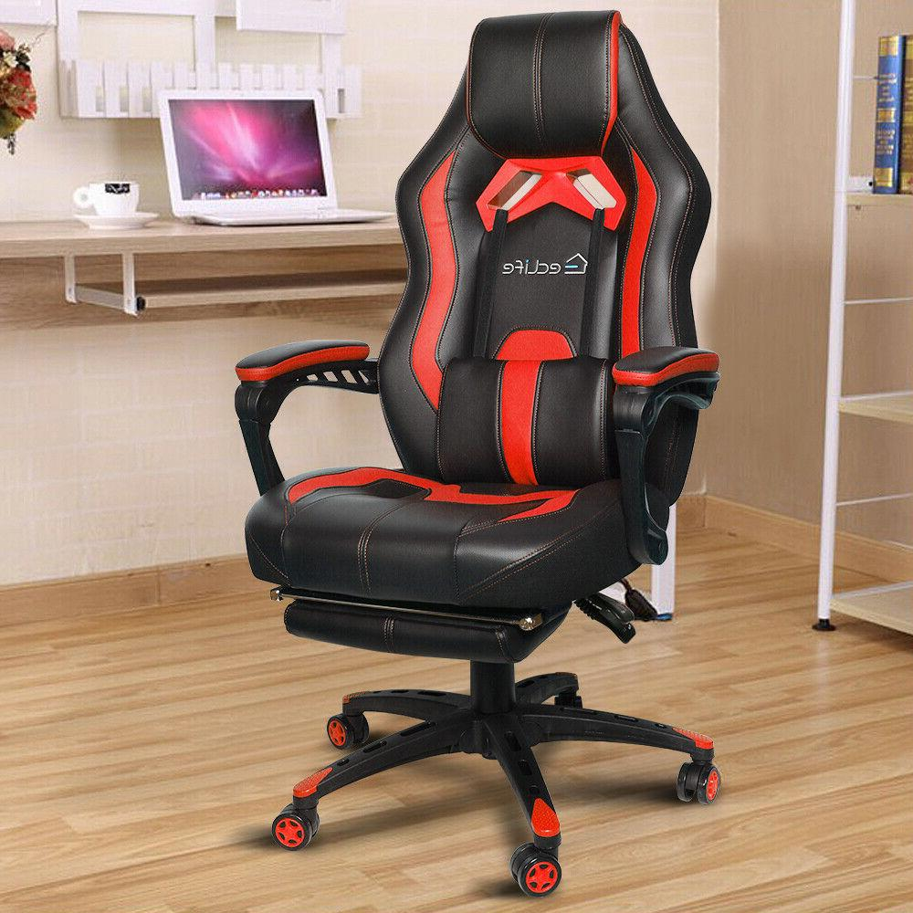 Gaming Chair Office Chair PU Back
