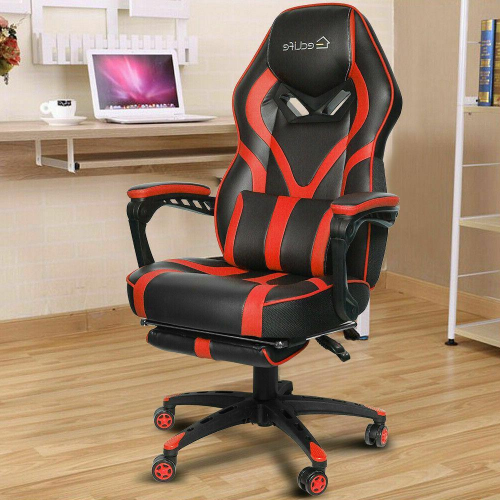 Gaming Chair Ergonomic Recliner Seat Swivel