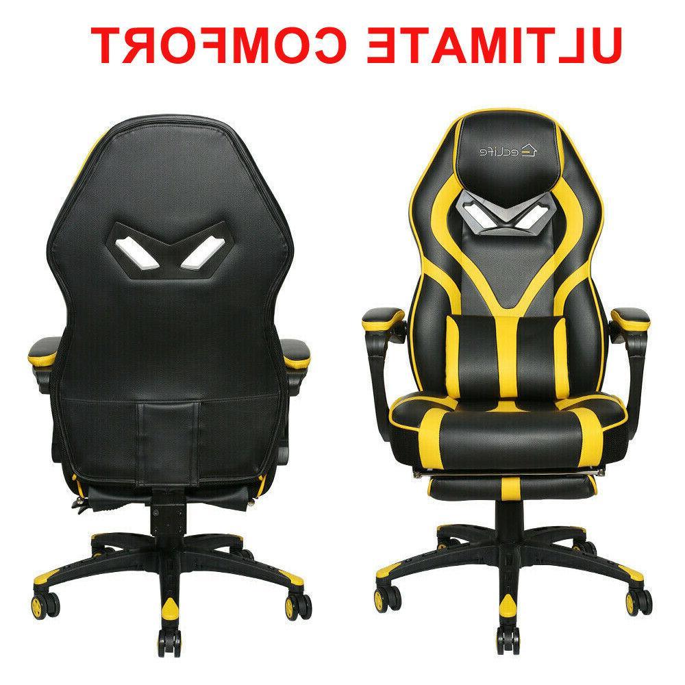 Gaming Chair Ergonomic Recliner Seat