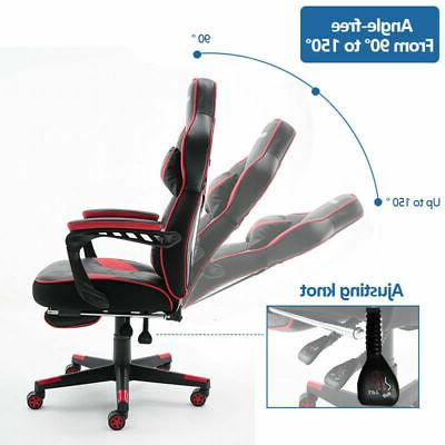 Gaming Racing Executive Leather Chair