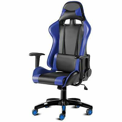 giantex executive office racing gaming chair high