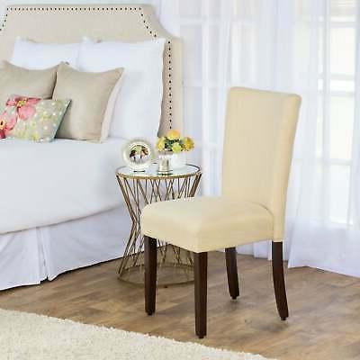 HomePop Glenbrier Daisy Textured Parson Dining Chair - Yello