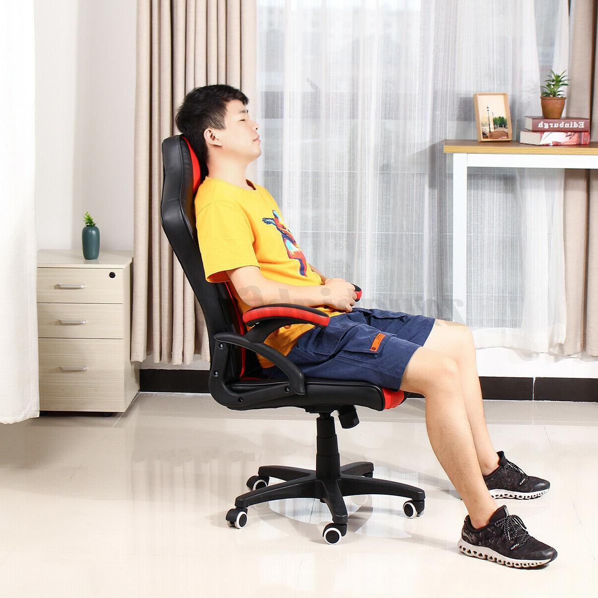 High Office Chair Computer Racing US