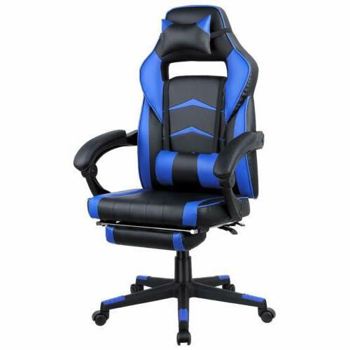 High Computer Chair Swivel Office Racing Chair