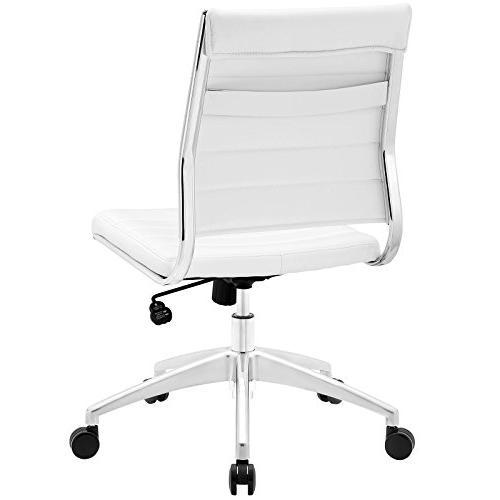 Jive Task Chair, White