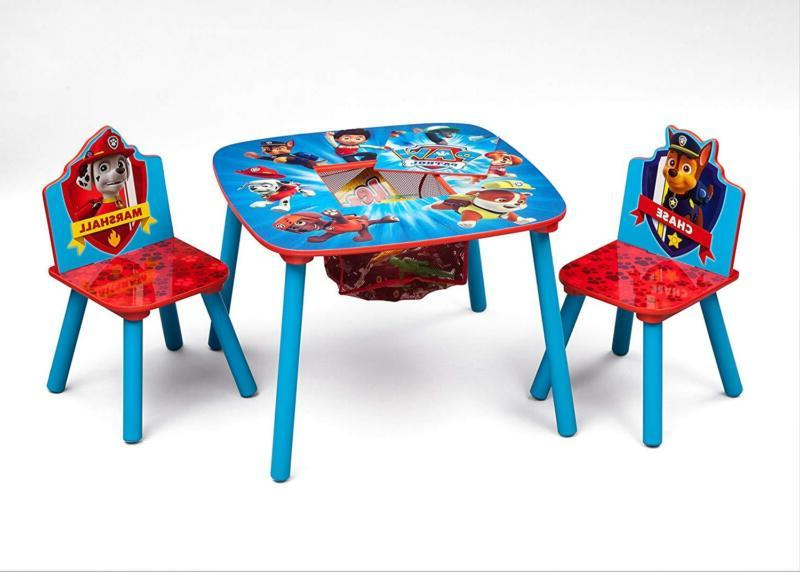 Delta Children Chair Set and Table Nick PAW
