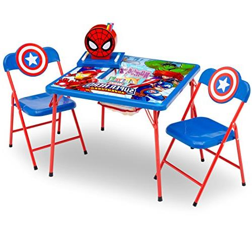 Delta 4-Piece Furniture Set , Marvel Avengers