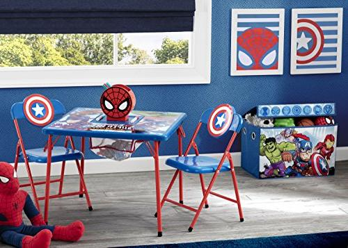 Delta 4-Piece Furniture Set Marvel Avengers