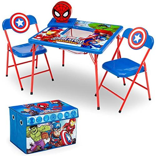 kids furniture set storage table