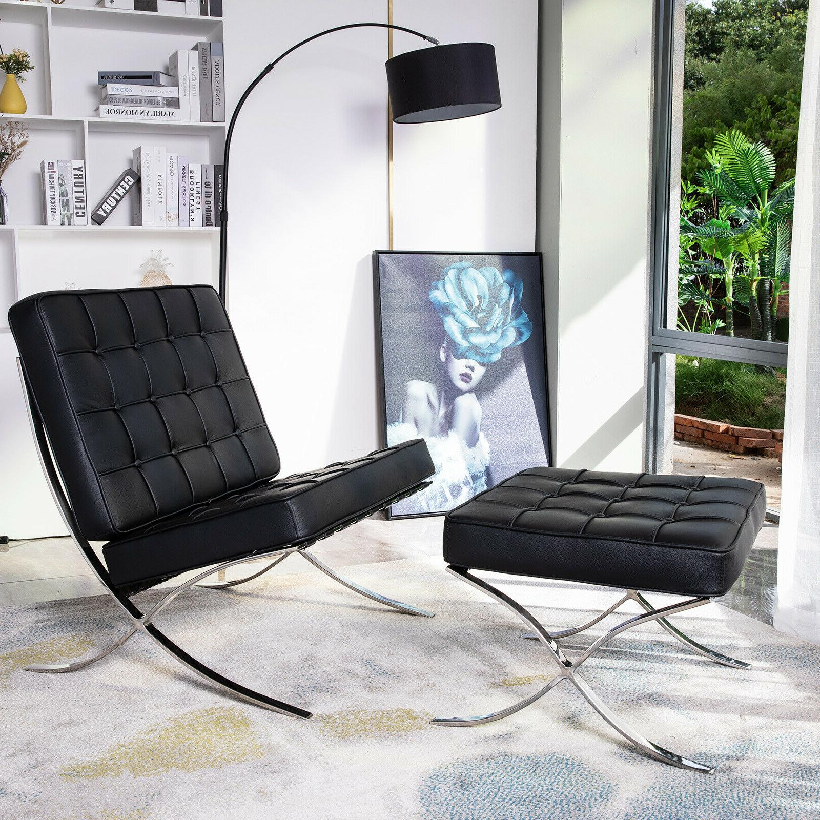 Atayal Barcelona Chair, Single Seat, Sofa Chair,