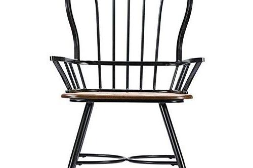 Wood and Vintage Chair
