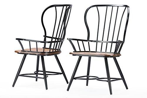 Baxton Studio Wood Chair