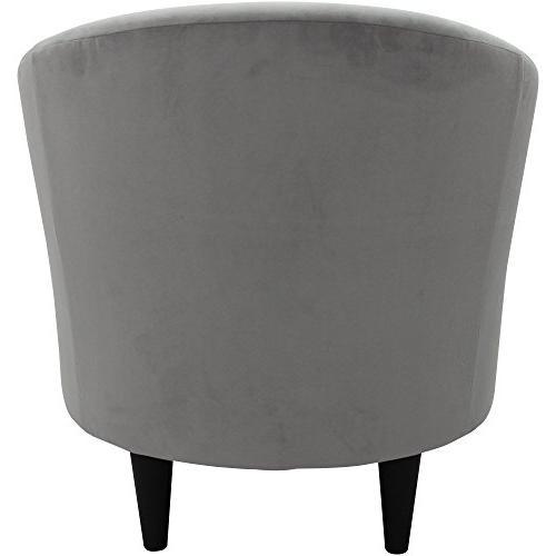 Mainstays Microfiber Chair, Gray