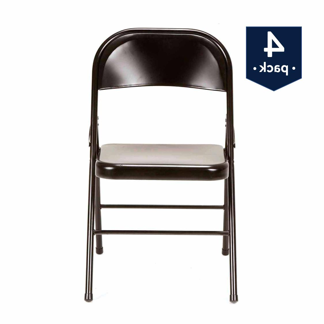 4 Chair Seat Portable Party Office NEW