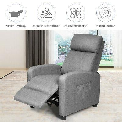 Massage Recliner Sofa Theater Home w/