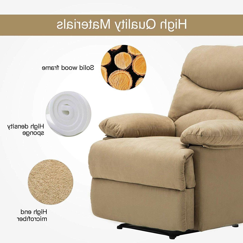 Microfiber Ergonomic Lounge