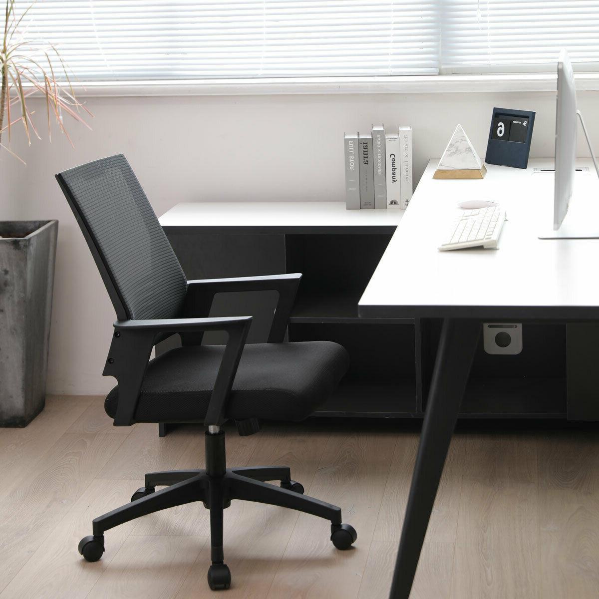 Mesh Office Swivel Mid Ergonomic