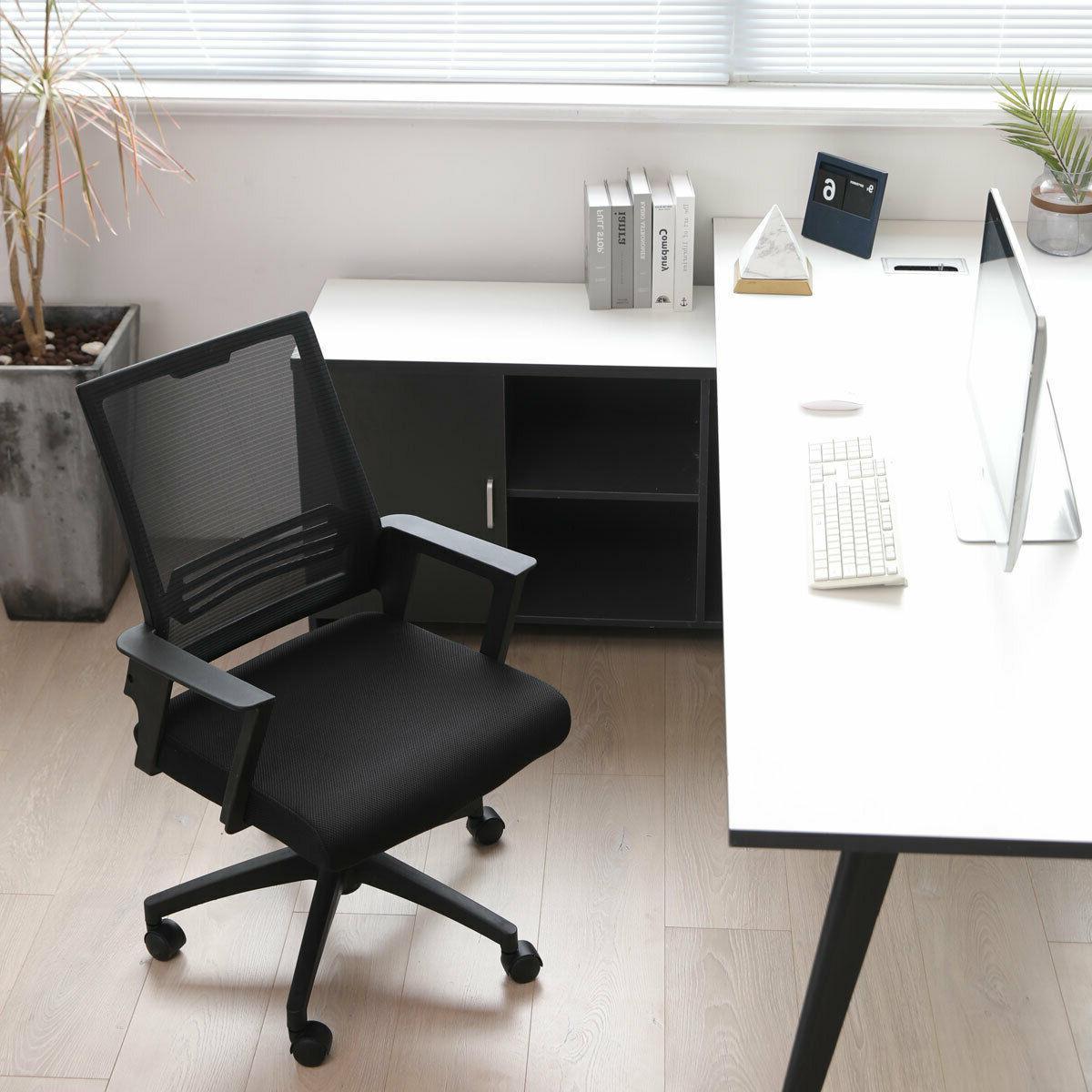 Mesh Mid Computer Ergonomic Desk