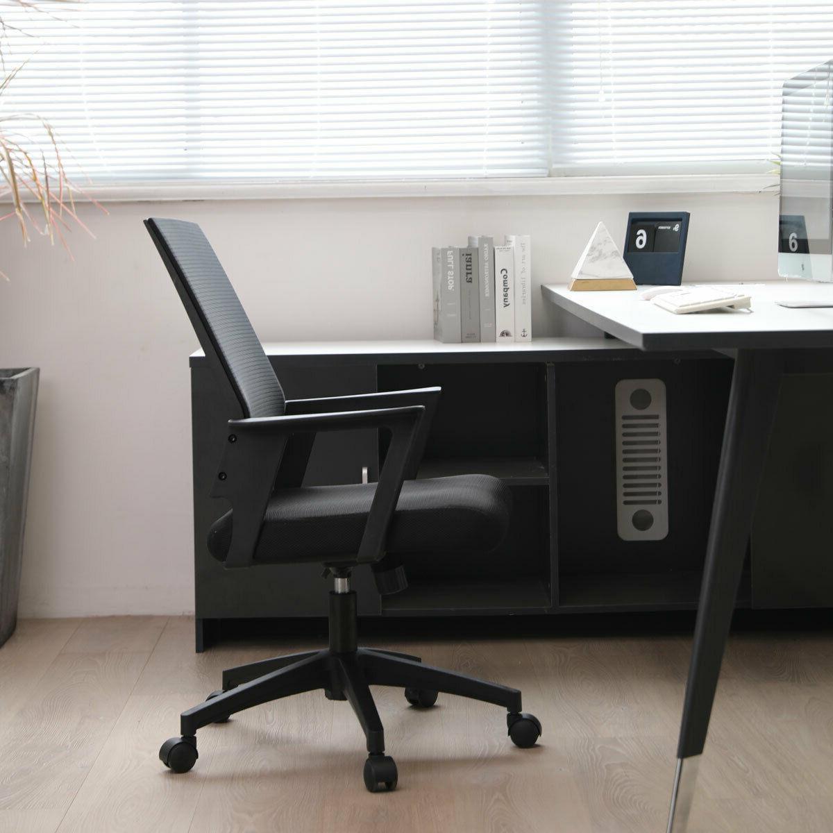 Mesh Office Chair Ergonomic Desk Task